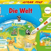 TING Starterset Die Welt review